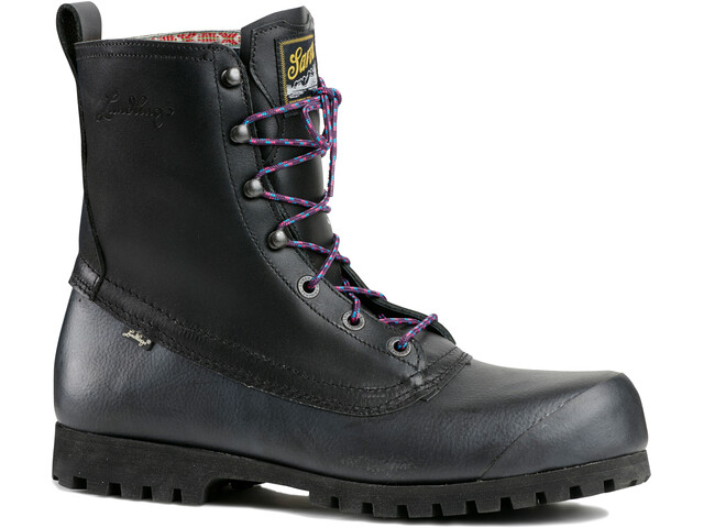 Lundhags Unisex X Sarva Mid Boots Black